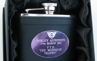 Foxley Auotests